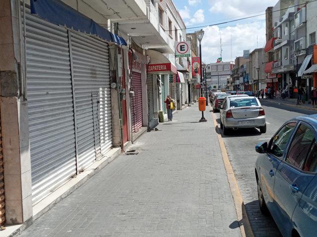 Establece alcaldía reglas para la reapertura comercial en Pachuca