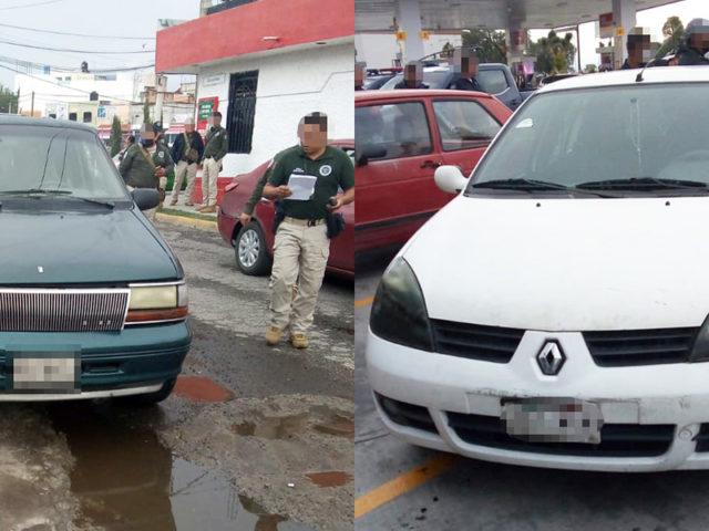 """Detienen a """"presuntos"""" asaltantes de tienda Coppel en Villas de Pachuca"""
