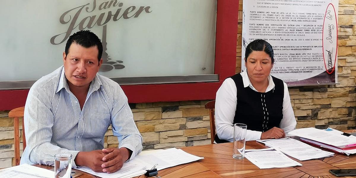Acusan a alcalde de Tlaxcoapan de presunto peculado