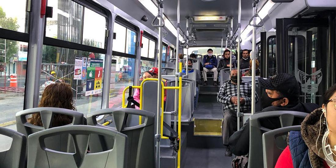 Impedirán acceso a Tuzobús a quien no porte cubrebocas