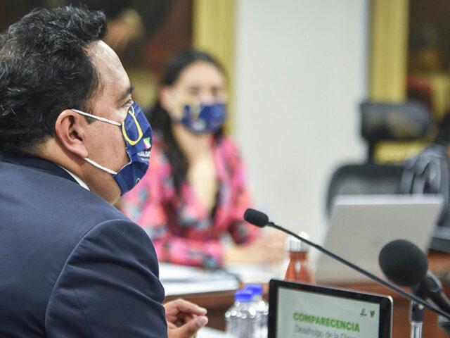 Pide Lamán Carranza 500 mdp para Sincrotrón Mexicano en Hidalgo
