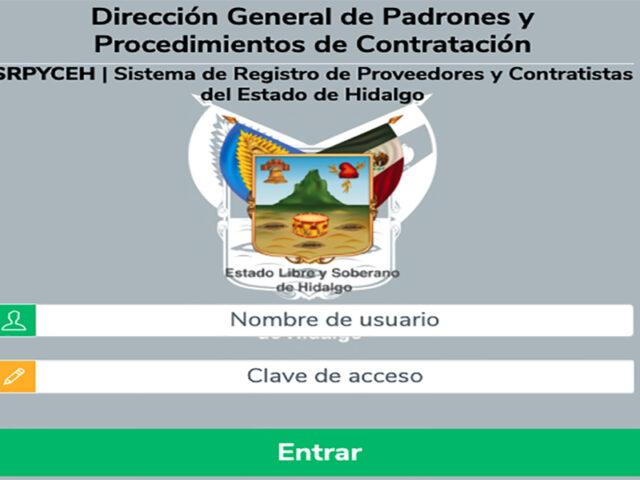 Expide Contraloría registro de proveedores y contratistas vía electrónica