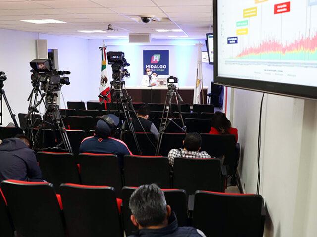 Vacunar en Pachuca mitigaría pandemia… pero decide el gobierno federal
