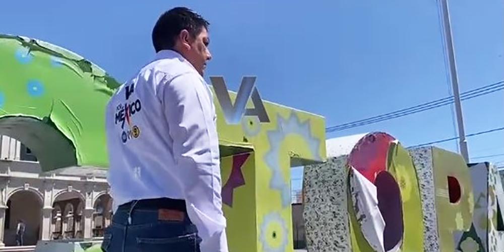 Propone Héctor Chávez autoempleo para migrantes retornados